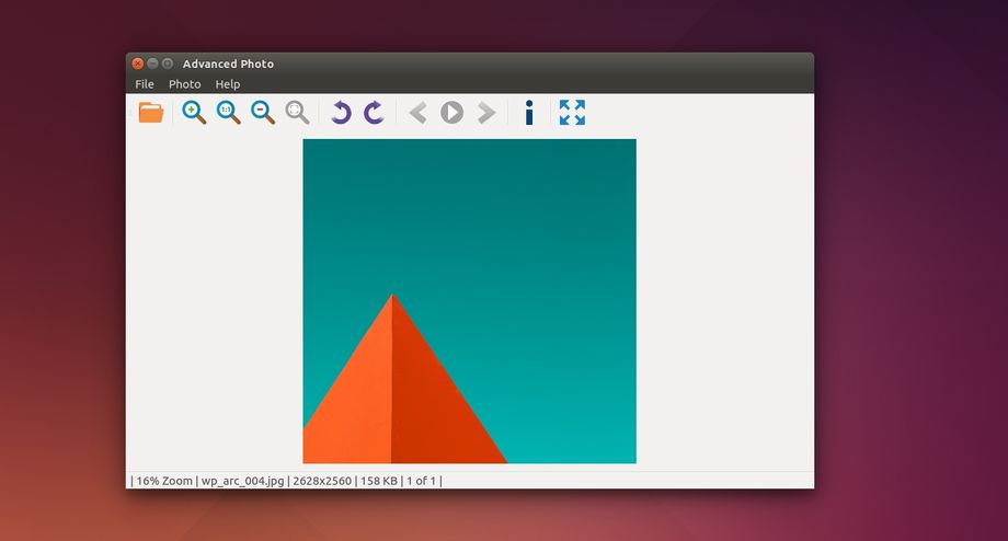 Advanced Photo in Ubuntu