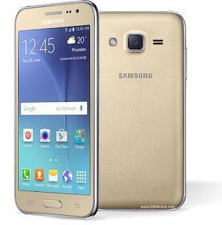 Samsung Galaxy J2 vs J1