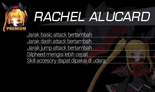 Hero Reform Rachel Alucard