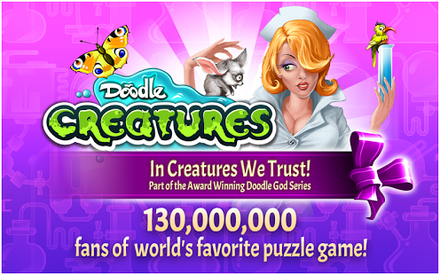 Doodle Creatures HD Android APK
