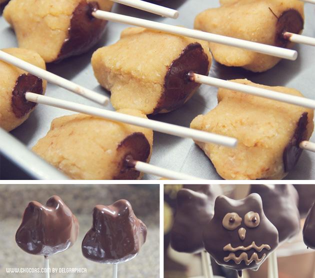 receta cakepops sin gluten y sin lactosa - receta falsa crema pastelera sin huevo