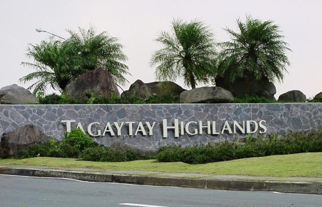tagaytay highlands, highlands in tagaytay, cable car tagaytay, cable car ride tagaytay, Madre de Dios Chapel tagaytay