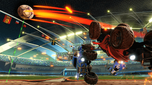 Download Rocket League PC Gratis 2