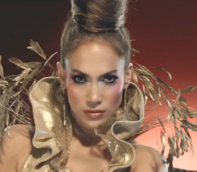jennifer lopez on the floor hair colour. jennifer lopez hair colour on