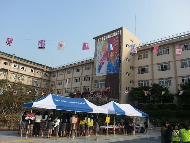 80 Hari di Korea : Hari 43 (Nangang Festival Hari 01)