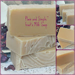 Plain & Simple Goat's Milk Soap