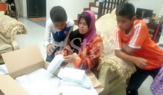 Kisah sayu anak juruterbang MH17