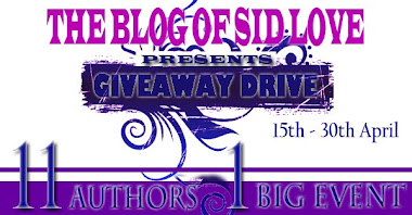 Sid Love's Blog Giveaway Drive