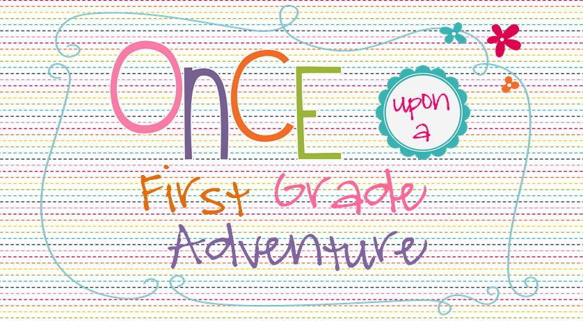 Once Upon a First Grade Adventure