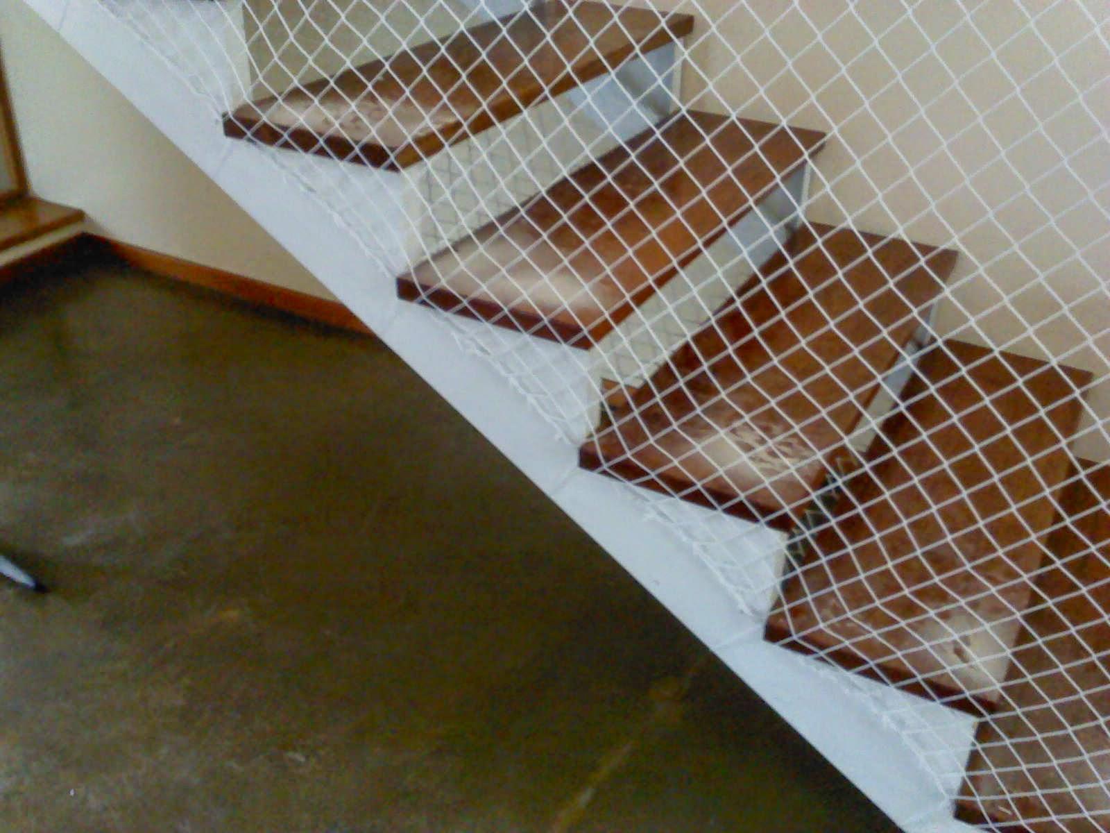 Redes de proteccion - Proteccion para escaleras ...