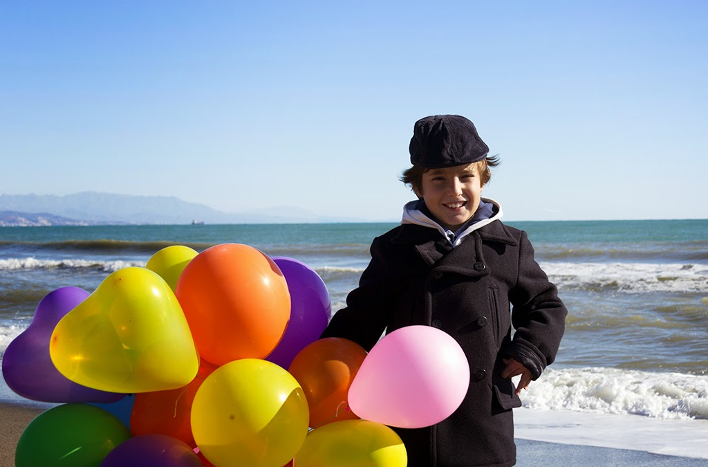 fotografía infantil Málaga