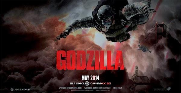 Banner Godzilla - trailer 2