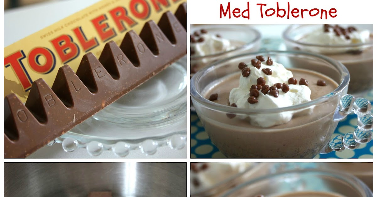 chokladmousse enkelt recept