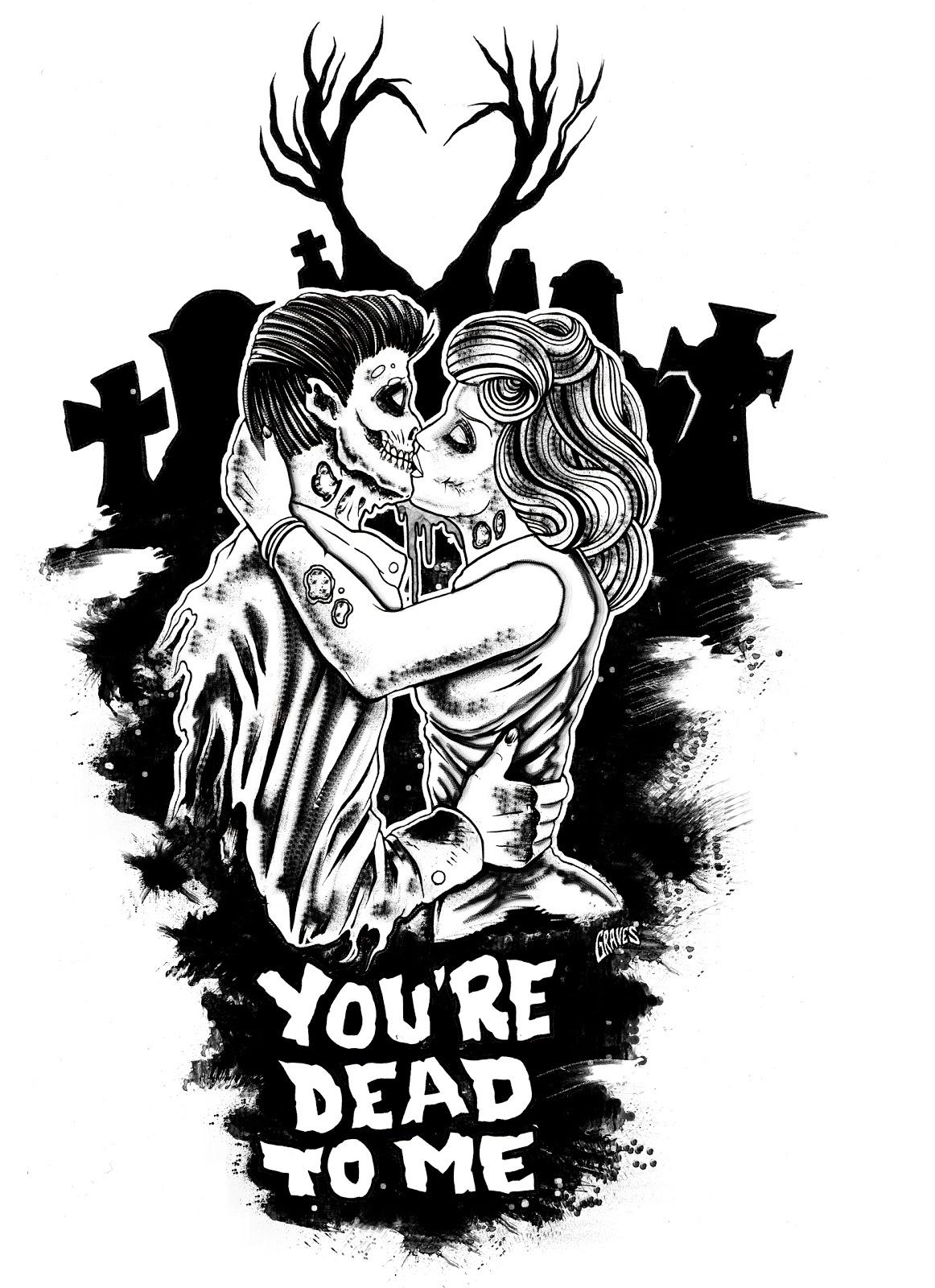 Citaten Love Horor : Read write ramble we don t do dead people