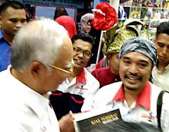 Bersama Perdana Menteri Malaysia