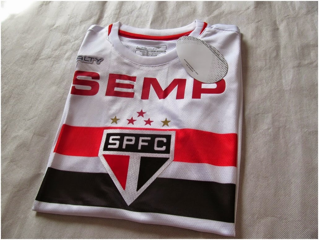 Sao Paulo New 2015 Penalty Jersey Home and Away Kit