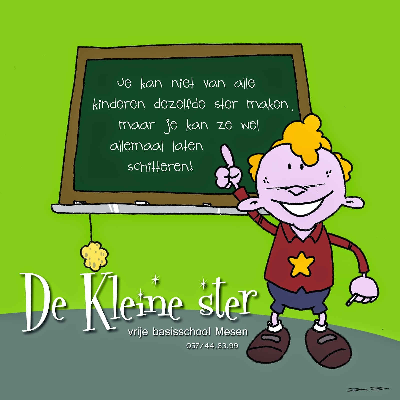 logo De Kleine Ster Mesen