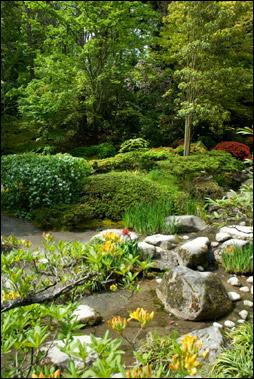 Usar el feng shui en los jardines jard n feng shui for Jardines feng shui