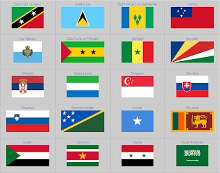 Ülkelerin bayrak resimleri