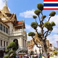 Thajsko - Bangkok, 2015