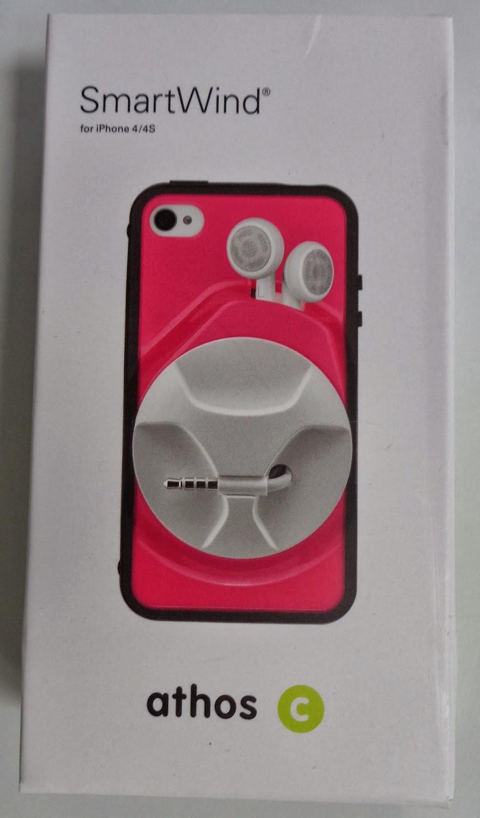 Hülle, Case, pink, schwarz, athos, Bumper, Kopfhörer, iPhone 4, iPhone 4S, iPhone 5