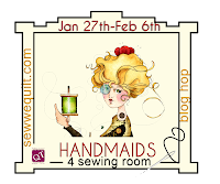 Here is the Schedule for both She who SEWS and Door Stopper hops