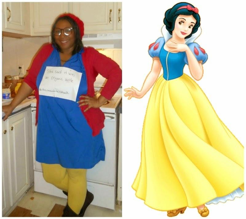 Hipster Snow White Costume Diy