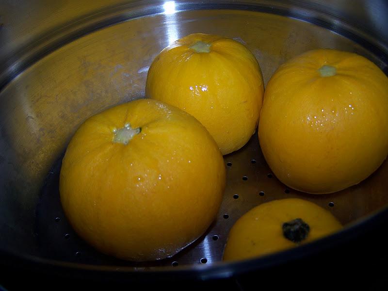 Comment cuisiner des courges pomme d 39 or - Comment cuisiner les courges ...