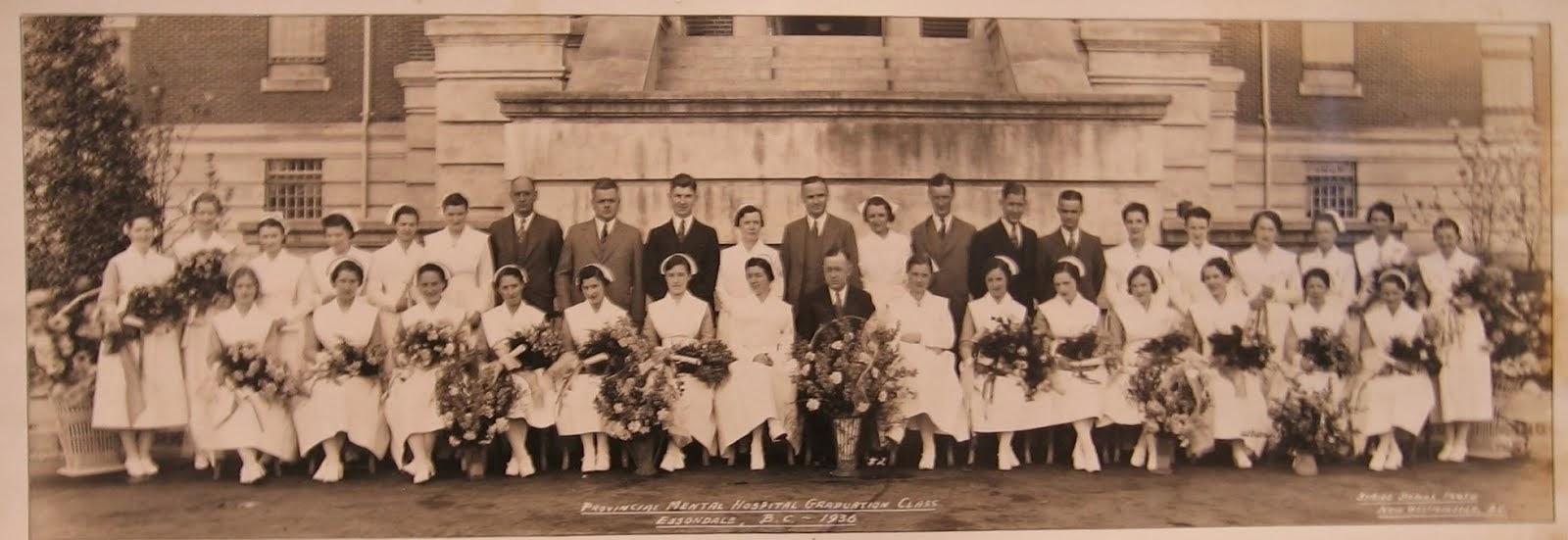 1936 graduates