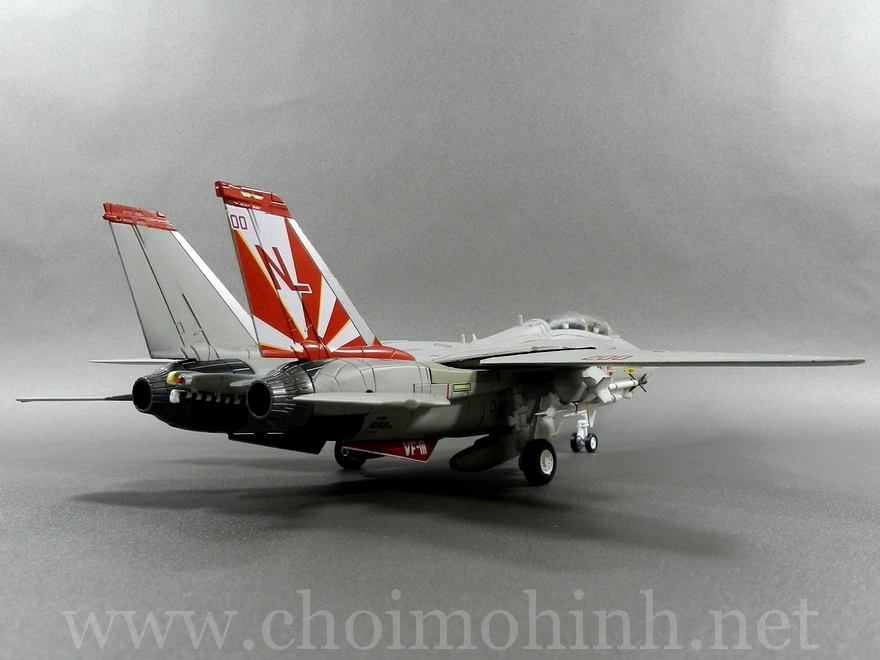 F-14A Tomcat 1:72 Forces of Valor back