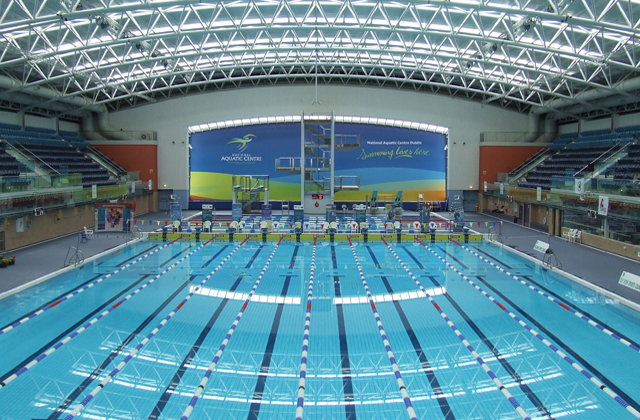 Aer lingus masters swimming club november 2015 for Swimming pool membership dublin