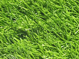 התקנת דשא סינטטי כחלק מעיצוב גינה אורבנית