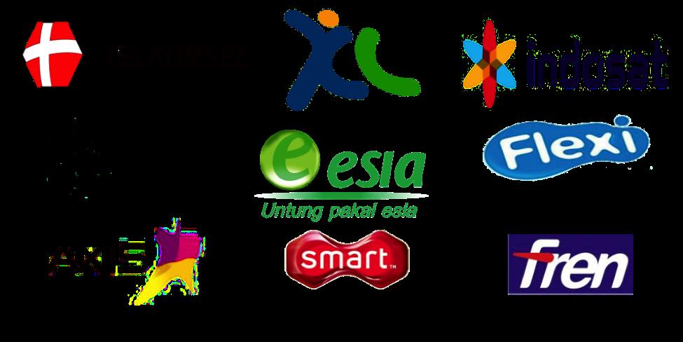 Cara mendaftar paket internet telkomsel,Indosat, xl dan Tri