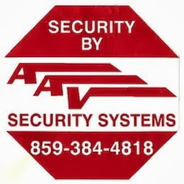 AAV Home Security 859-384-4814
