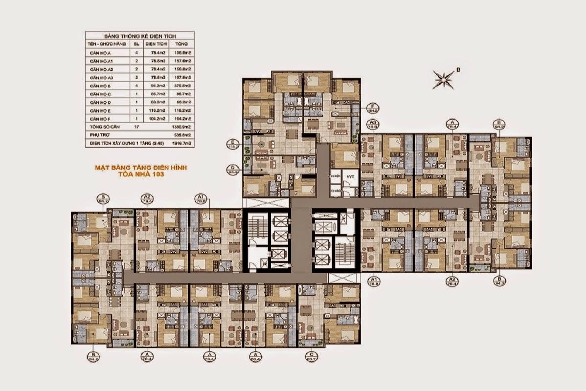 Tòa 103 Chung cư Goldmark City