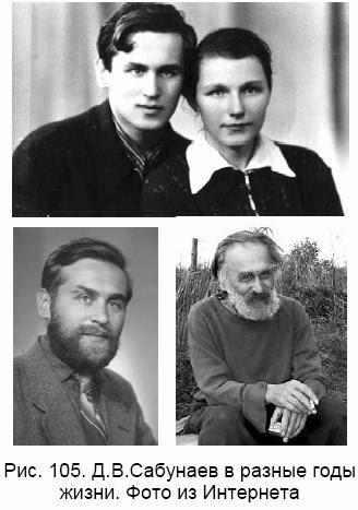 Д.В.Сабунаев
