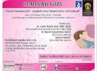 Seminar Gizi IMD