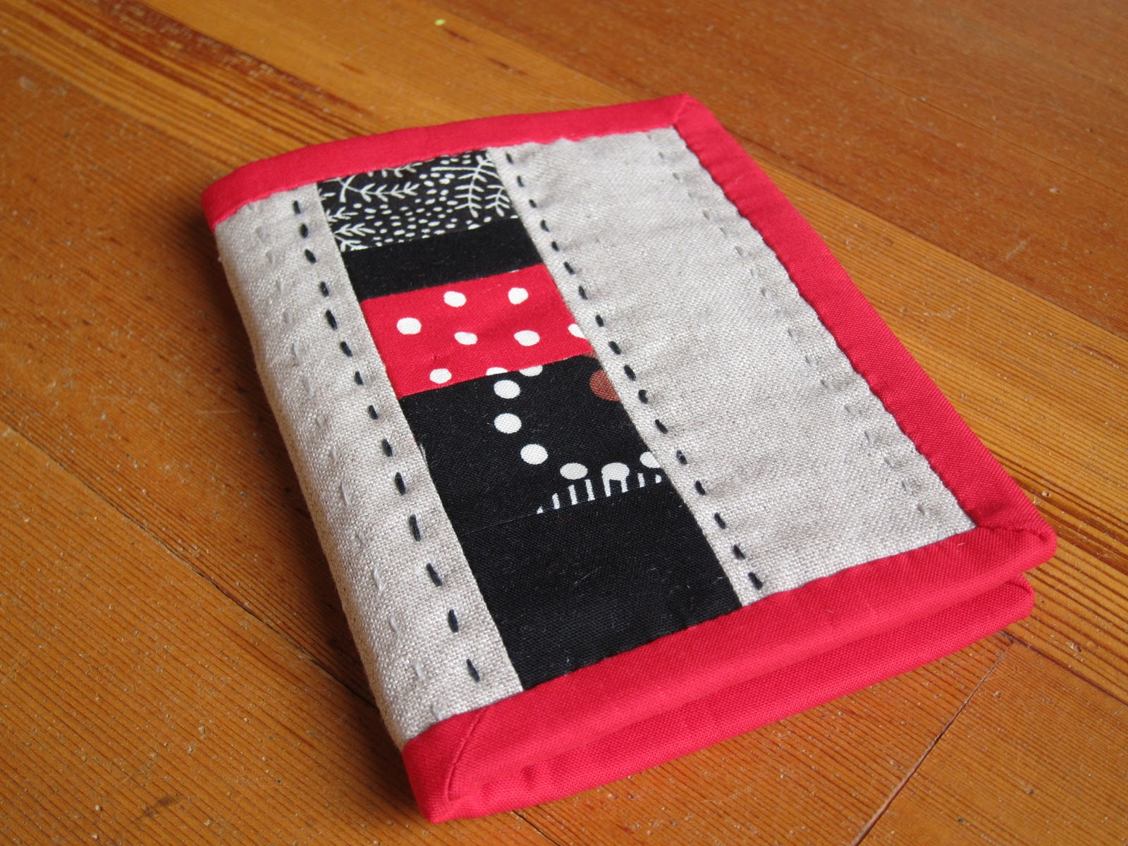 Quilted Knitting Needle Case Pattern : Mexican yarns quilted needle cases