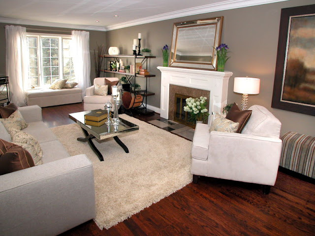 Impressive Home Staging Living Room Ideas