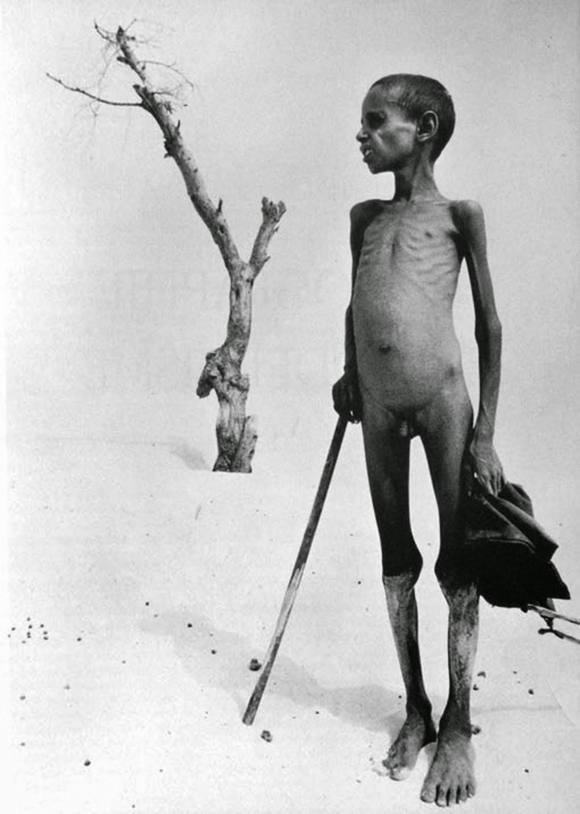 Sebastião Salgado: Mali 1985.