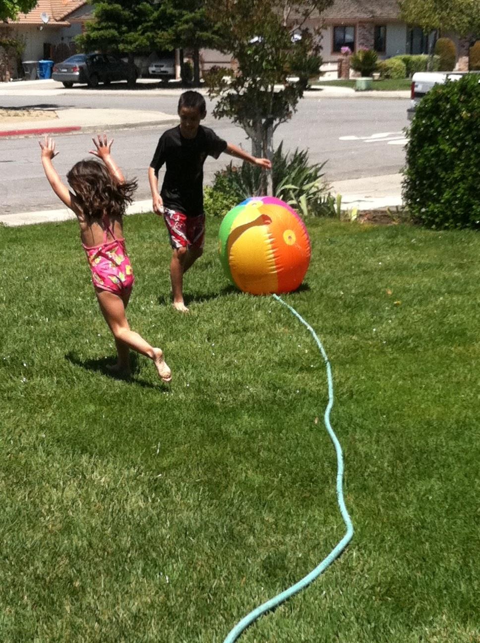 little tikes sprinkler ball instructions