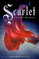 bookcover of SCARLET  (The Lunar Chronicles, Book 2)  by Marissa Meyer