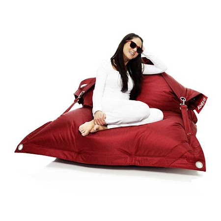 Bean Bag For Adult. Boleh Dibaringkan atau Didirkan Seperti Sofa Bed.