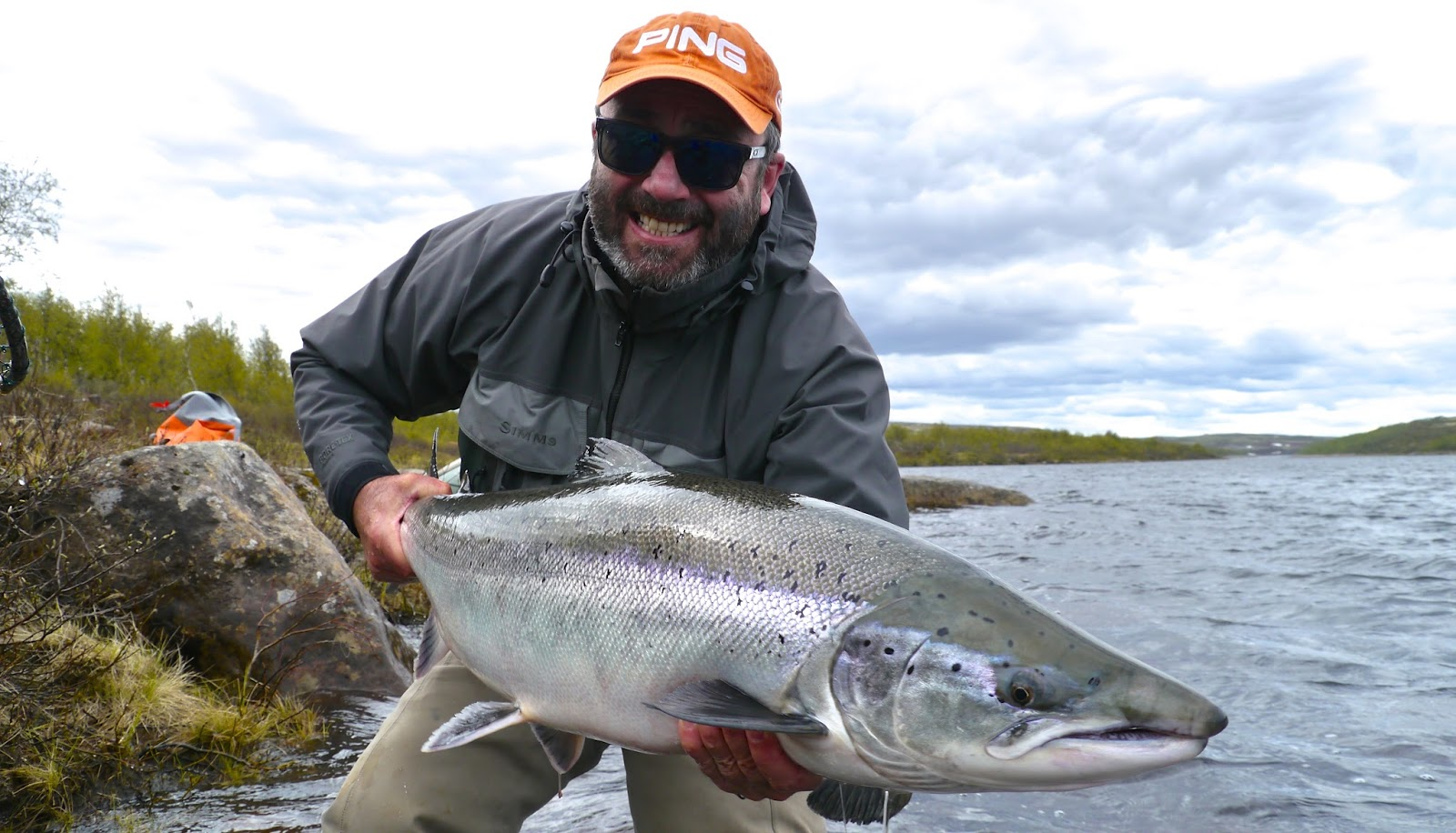 Yokanga lodge fishing blog curate 39 s egg for Is tomorrow a good fishing day