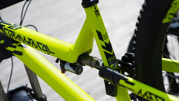 2015 Commencal Meta AM V4 Contact System