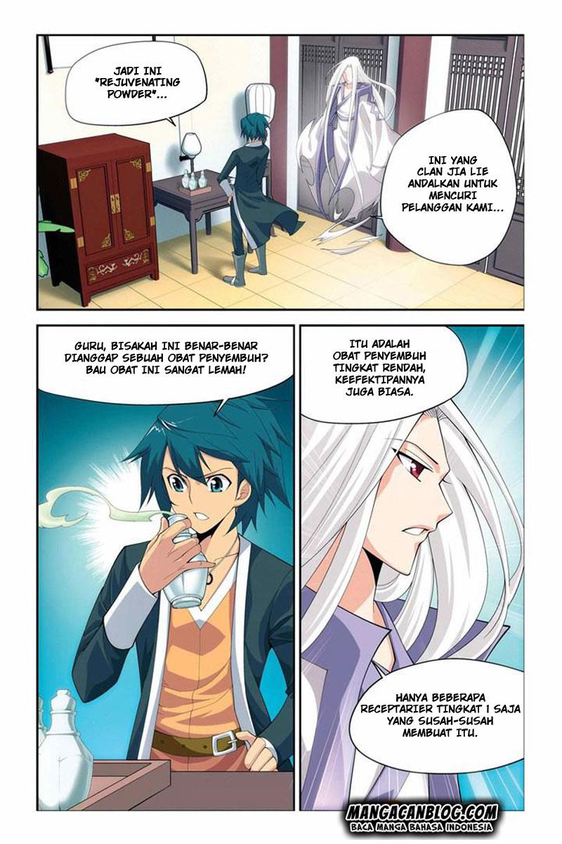 Battle Through Heaven Chapter 15-2