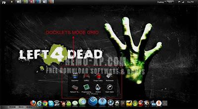 desktop docklets