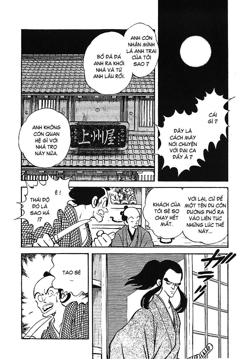 Nijiiro Togarashi - Ớt Bảy Màu chap 1 - Trang 30