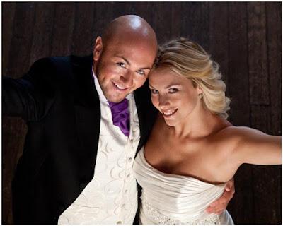 Happy together, newly weds, darlington