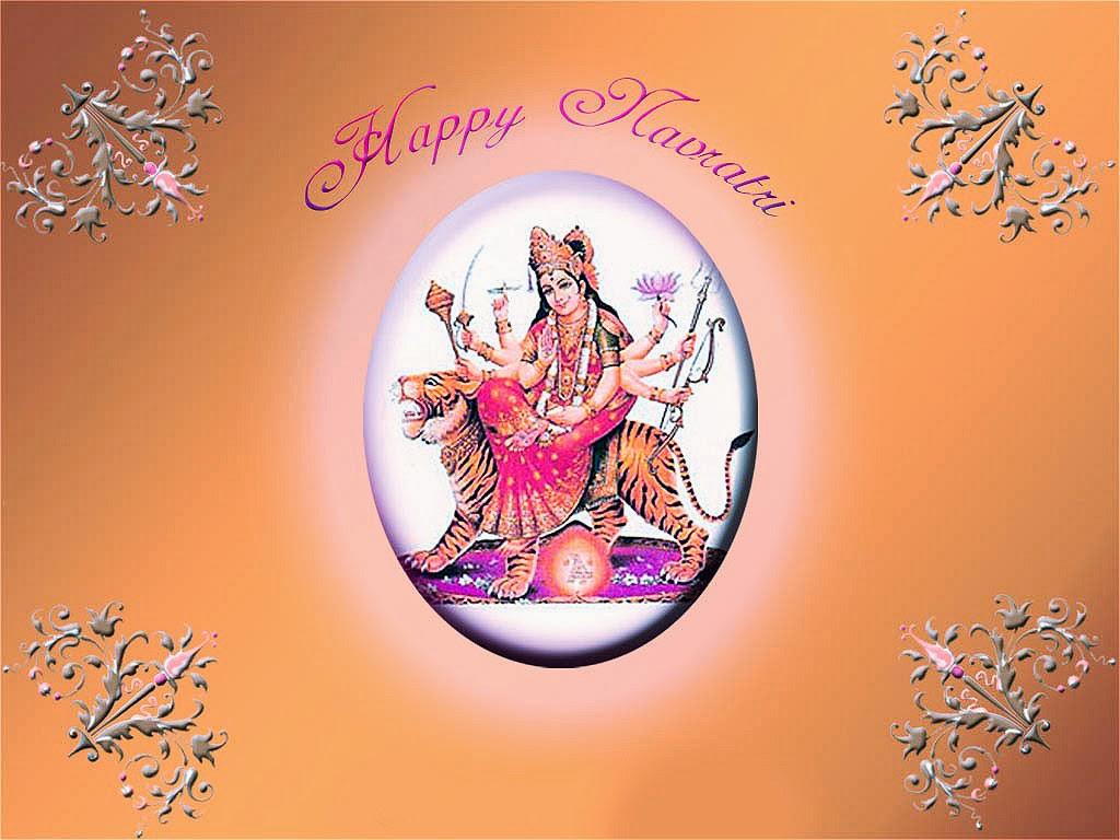 Khushi For Life Goddess Maa Ambe Blessings Navratri Festival